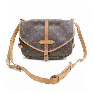 Louis Vuitton Saumur 30 Crossbody Bag